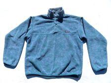 Vintage PATAGONIA Hawaiian Snap T Fleece Sweater USA Medium