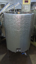 300L stainless steel fermenter with fully automatic temperature control system