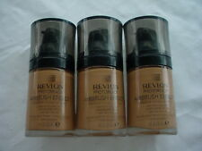 c A1 Revlon Photoready Airbrush Effect #009 Rich Ginger SPF 20 Broad Foundation
