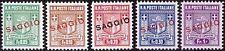 CAMPIONE D'ITALIA 1944 SAGGIO I TIRATURA n.1a/5a Cert.FERRARIO RARITA' € 1.375