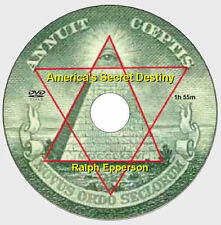 Americas Secret Destiny - Ralph Epperson [DVD - 1h54m]