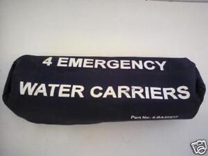 4 EMERGENCY WATER CARRIER KIT 4-BA20832