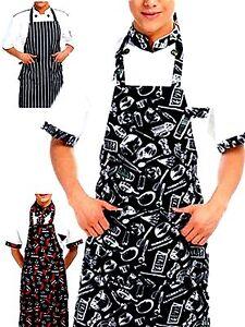 Man apron, Chef apron, Kitchen apron, Restaurant & Barbecue apron, good quality