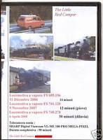 DVD No 16 - Garfagnana !  FS 685-196, 740-278 e 741-120                       aa