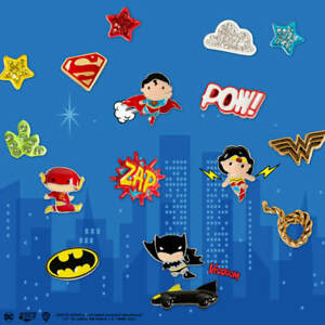 Origami Owl Justice League Super Heroes Wonder Woman Charms Lockets