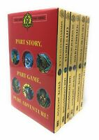 Fighting Fantasy Books collection series 1 - 6 books set Pack,Brand New