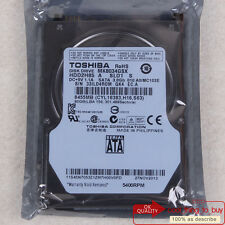 "TOSHIBA 80 GB HDD (MK8034GSX) SATA 5400 RPM 2.5"" 8 MB Hard Disk Drive Free ship"