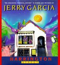 Harrington Street by Jerry Garcia (1995, Hardcover)