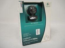 Logitech Webcam Video C160m VGA 1.3MP photos - Black (32665)