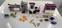 Playmobil Modern Kitchen Set 5582 Dollhouse Furniture