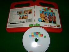 DVD *PLAY SCHOOL - LIVE IN CONCERT (30 SONGS)* Australian ABC For Kids Issue! R4