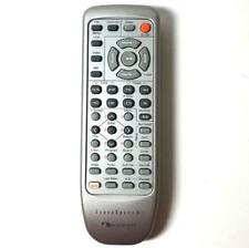OEM Original Nakamuchi SoundSpace 8 1/2 Home Theater Remote Control