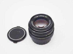 Fuji X-Fujinon 50mm f1.6 DM Lens X Mount Near Mint and hard to find!