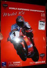 New Ray 43075 1/12 Ducati Corse DESMOSEDICI Troy Bayliss 1/12 MOTORCYCLE KIT