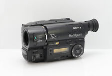 SONY HANDYCAM CCD-TR425E CAMCORDER VIDEO-8 XR VIDEO ANALOGUE HI8 8MM