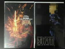 Batman Curse of the White Knight 1-8 Complete Variant Set Comic Lot DC Murphy NM