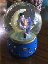 San Francisco Music Box Company snow globe! Man with the moon!