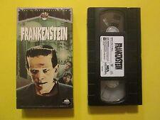 Frankenstein Classic Collection restored Version Haloween Horror VHS