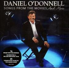DANIEL O'DONNELL - SONGS FROM THE MOVIES (NEW SEALED CD)