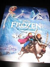 Idina Menzel Unterzeichnet Autogramm 8x10 Foto Frozen Promo Elsa Disney Rare COA