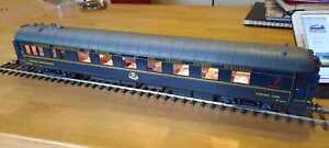 Fulgurex Spur 0 Speisewagen FULGUREX / Elettren 55 cm CIWL DINING CAR 3638