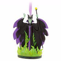 Disney Authentic Maleficent Sleeping Beauty Villain Christmas Ornament Figure