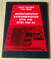 1980 Intel SDK-85 Microcomputer Experiments 8080 8085 Microprocessor Interfacing
