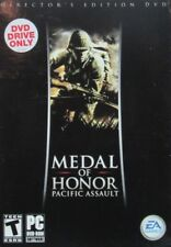 Medal of Honor: Pacific Assault -- Director's Edition DVD (PC, 2004)NEW #B2