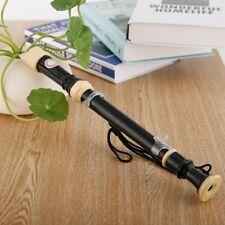 QIMEI Food Grade ABS Non-toxic Treble Flute 8-Hole Soprano Recorder CH