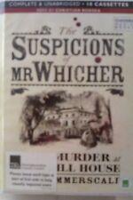The Suspicions of Mr Whicher: Kate Summerscale: Unabridged Cassette Narr. Rodska