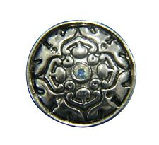 Noosa Style Chunks Ginger Snap On Jewellery Button Charms Crystal Celtic 20mm