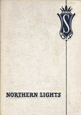 High School Yearbook Millinocket Maine Stearns High School Northern Lights 1964
