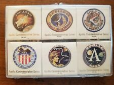 APOLLO COMMEMORATIVE MATCHBOOK SERIES RCA LIMITED ISSUE