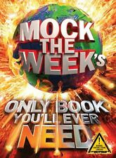 MOCK THE WEEK'S ONLY BOOK YOU'LL EVER NEED __ BRAND NEW ____ FREEPOST