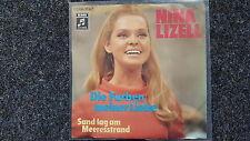 Nina Lizell - Die Farben meiner Liebe 7'' Single