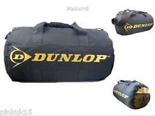 New Dunlop Retro Sports Duffle Gym Bag Flight Work Travel Holdall Shoulder Bag