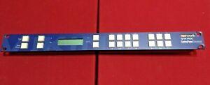 Miranda / Grass Valley / VikinX Universal Control Panel 1U Video Matrix