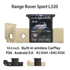 Car Multimedia GPS Radio Navigation DVD Android for Land Range Rover Sport L320