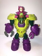Imaginext Lex Luthor Mech Suit Mechanical Robot 2013 DC Super Friends