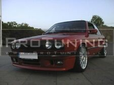 For E30 M Tech 2 Front bumper lip Spoiler M-Technik M-Tech M-Sport MT2 bodykit