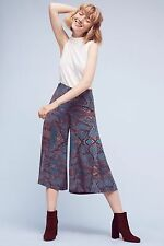 NWT SZ 6 Anthropologie The Essential Culotte By Essentials: 5 Star Fave