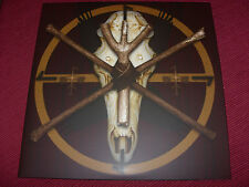 Blood of the Black Owl:  A Feral Spirit  2XLP  NEW UNPLAYED + poster