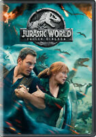 Jurassic World: Fallen Kingdom [New DVD]