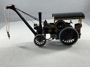 Matchbox Collectibles 1:43 1929 Fowler Crane YAS07-M Steam Wagon