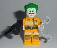 BATMAN #03B Lego The Joker Prison outfit custom NEW 6857 Genuine Lego Parts