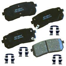 Disc Brake Pad Set-Stop Ceramic Brake Pad Rear Bendix SBC1302