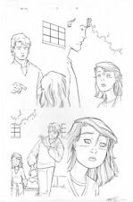 Spider-Man Loves Mary Jane (S2) #5 p.10 Walking Away 2009 art by Craig Rousseau