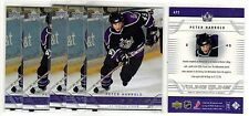 1X PETER HARROLD 2006 07 Upper Deck #472 RC Rookie YOUNG GUNS Lots Available