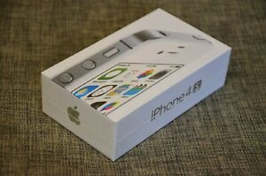 NEW SEALED Apple iPhone 4S 8GB white UNLOCKED