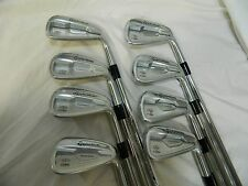 New Taylormade RSI TP Forged Irons 3-PW Dynamic Gold S300 Stiff steel Iron set